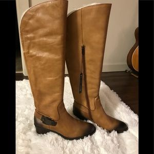 Vince Camuto Wide Calf Western Boot